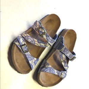Papillio/Birkenstock sandals